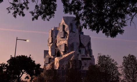 Арт-центр во французском Арле авторства Фрэнка Гери откроется в июне нынешнего года