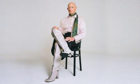 Men in Style: Марк Брайан — женатый парень, который любит женщин и носит каблуки