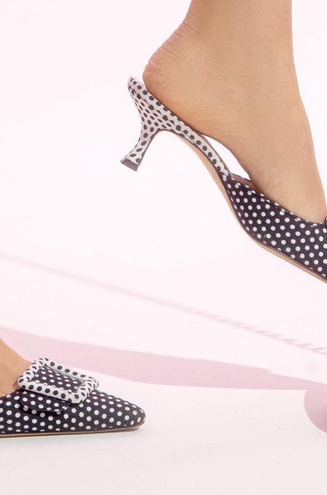 Shoes & Bags blog: винтажная модель Maysale Manolo Blahnik — снова на пике моды