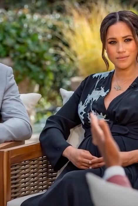 Мысли о суициде, тайная свадьба и явный расизм в королевской семье Великобритании: Меган Маркл открыла душу Опре Уинфри