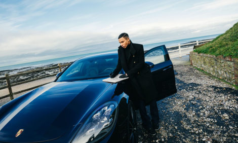Видео дня: короткометражка Оливье Рустена для Porsche
