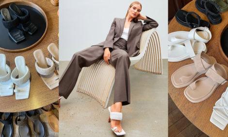 Shoes & Bags blog: Роузи Хантингтон-Уайтли выпустила первую коллекцию обуви