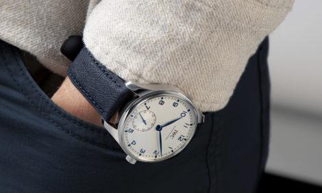 Часы & Караты: IWC Schaffhausen выпустил новые экологичные ремешки