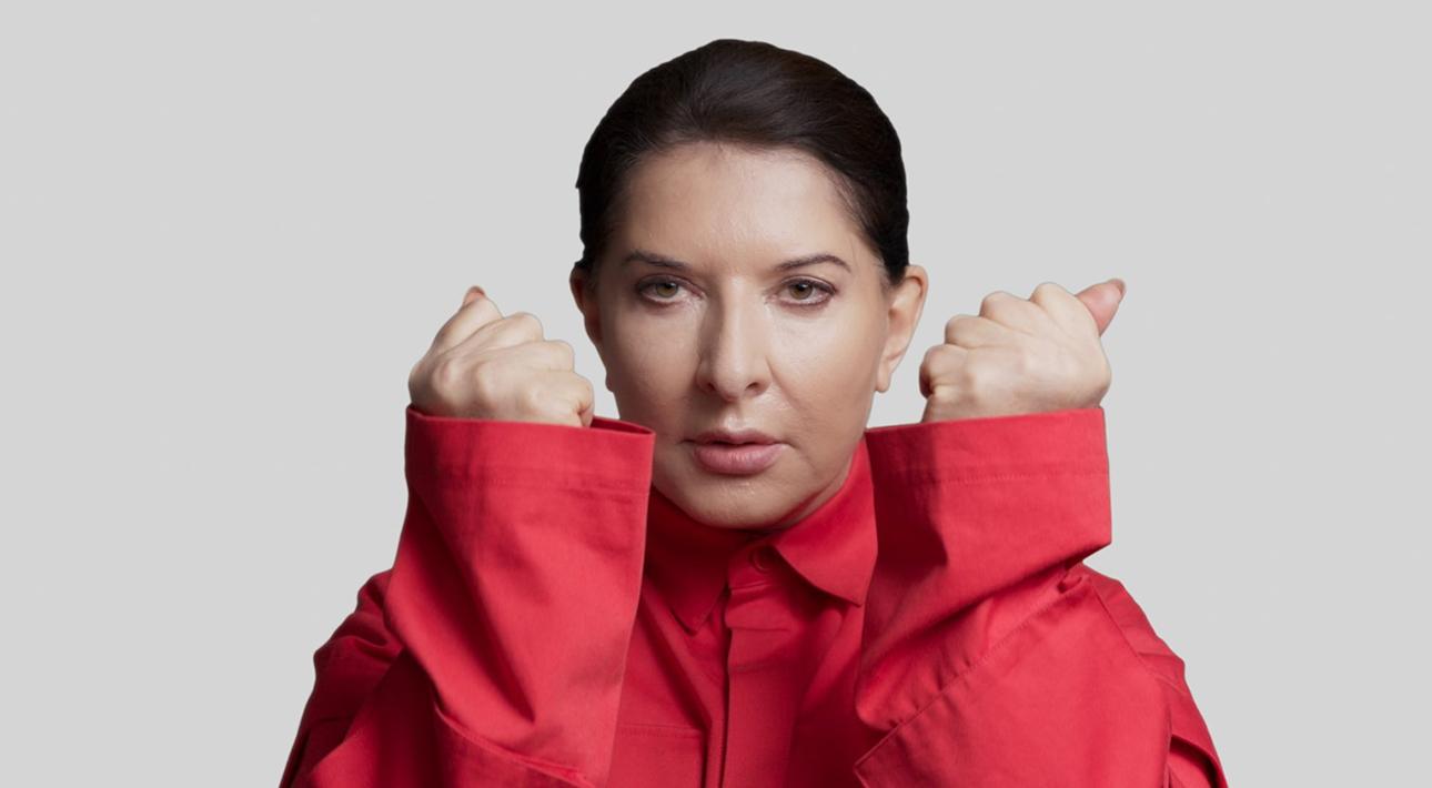 Марина Абрамович назвала пять лучших художников в области перформанса
