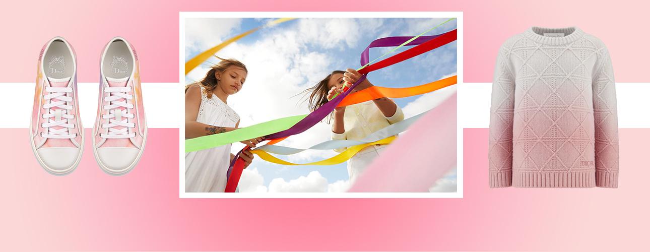 Posta Kids Club: шопинг для девочек — маленьких и постарше