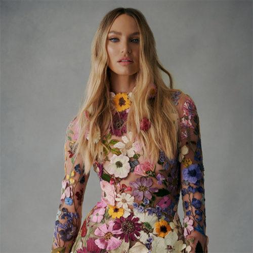 Новая коллекция Oscar delaRenta: идеальные платья для летних вечеринок