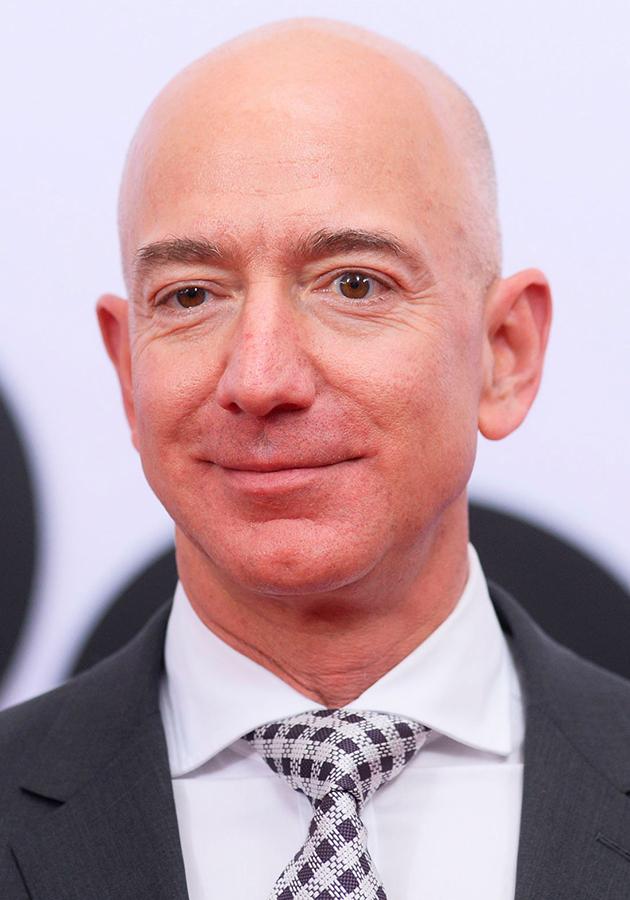 Рейтинг Forbes: основатель Amazon Джефф Безос по-прежнему самый богатый человек в мире