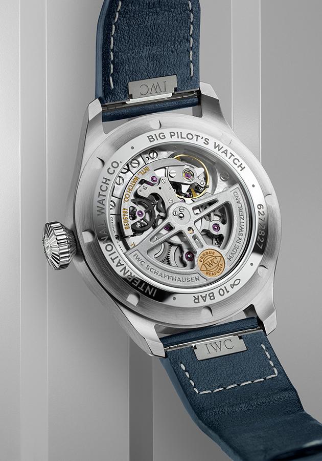 новые модели в коллекции IWC Pilot's Watches