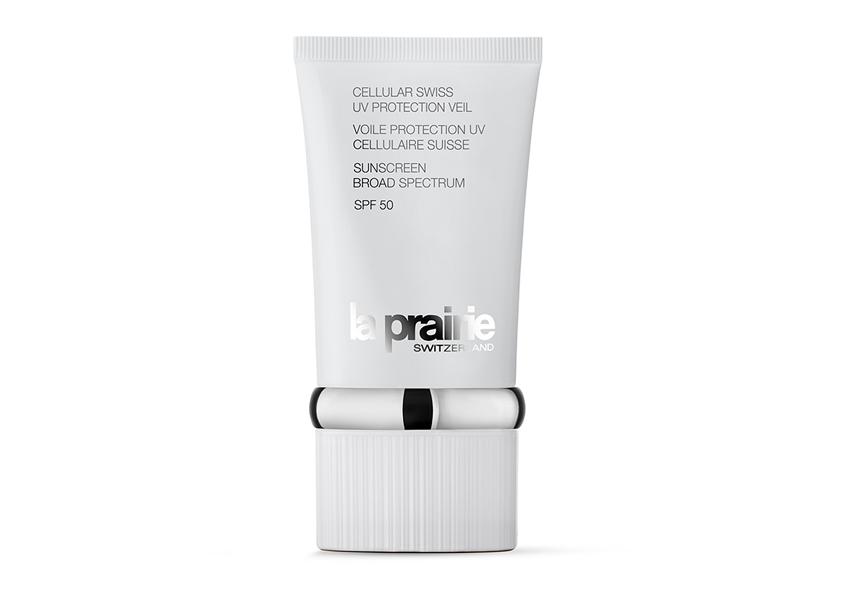 Защитная вуаль для лица Cellular Swiss UV Protection Veil SPF 50, La Prairie