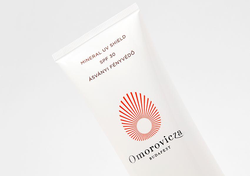 Солнцезащитный крем SPF 30 с минеральным фильтром и запатентованным концентратом от Omorovicza