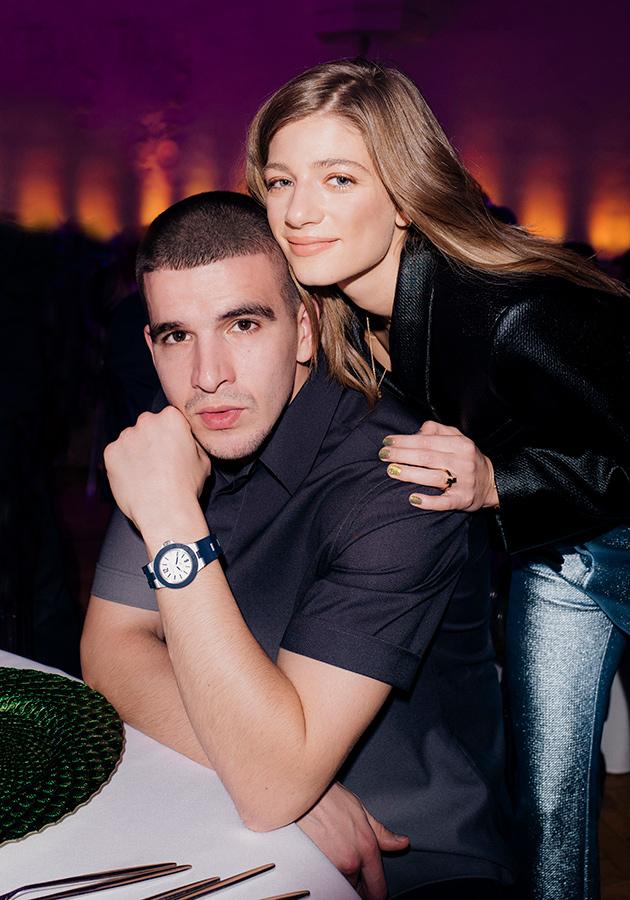Федук и Саша Новикова