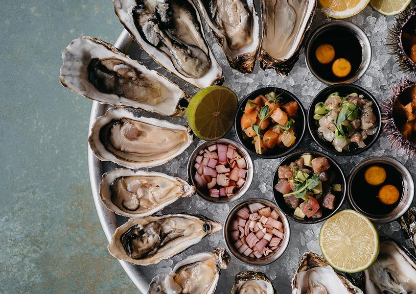 Reef Seafood Bistro на Красина
