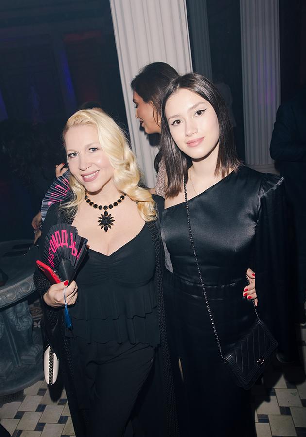 Екатерина и Дина Одинцовы