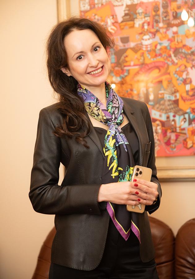 Лилия Любимова