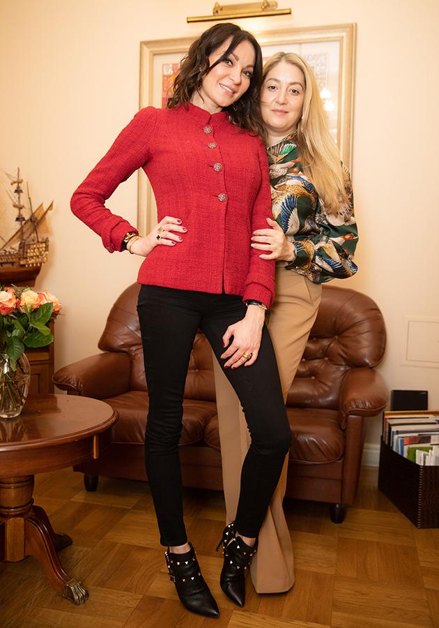 Анна Клеман и Екатерина Гремячинская