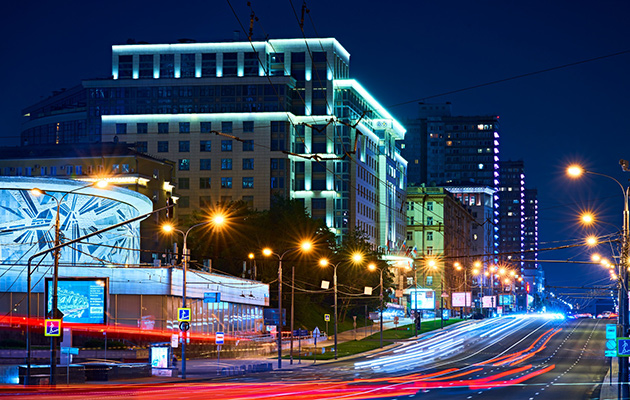 Marriott Novy Arbat