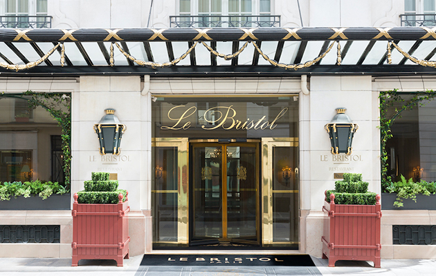 Le Bristol Paris (Париж, Франция)