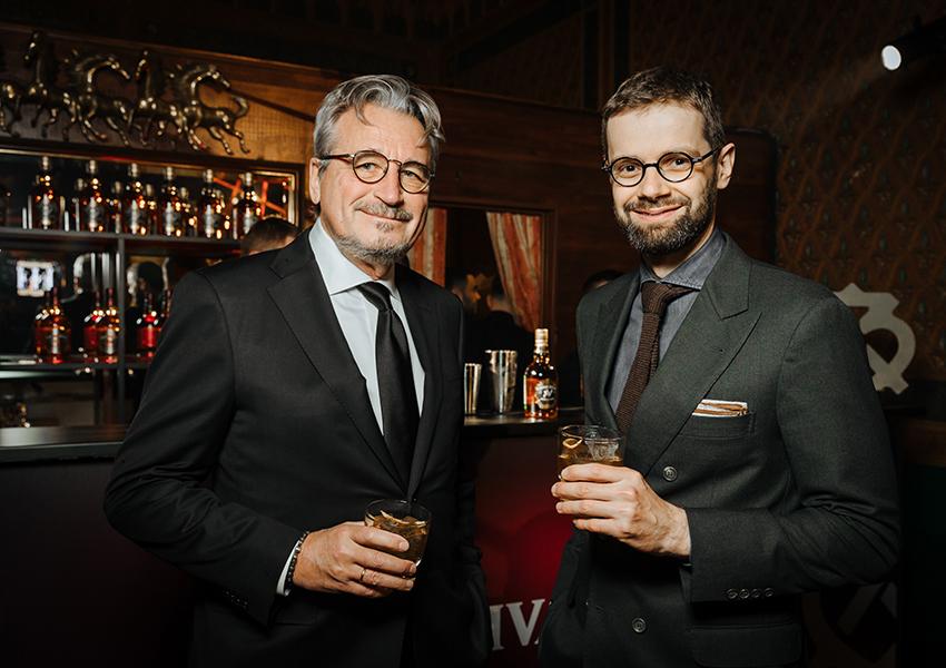 Олег Сысуев и Дмитрий Саава