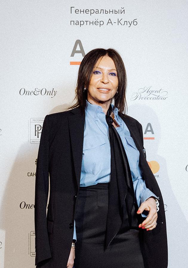 Ирина Оганова
