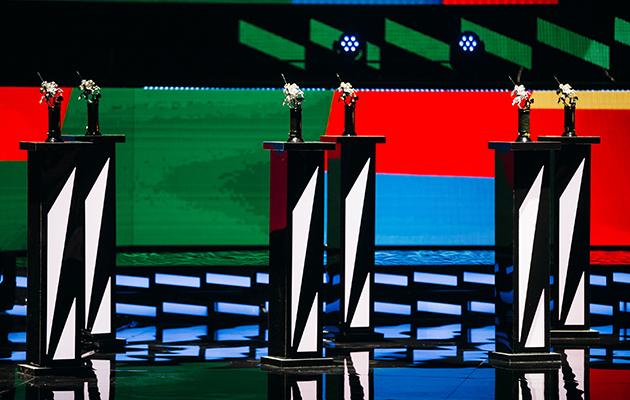 Открытие 43-го Московского Международного кинофестиваля