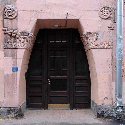 Елагин дворец откроется после длительной реставрации