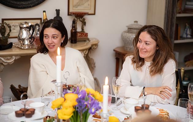 Валентина Бучнева и Наталия Кошевар