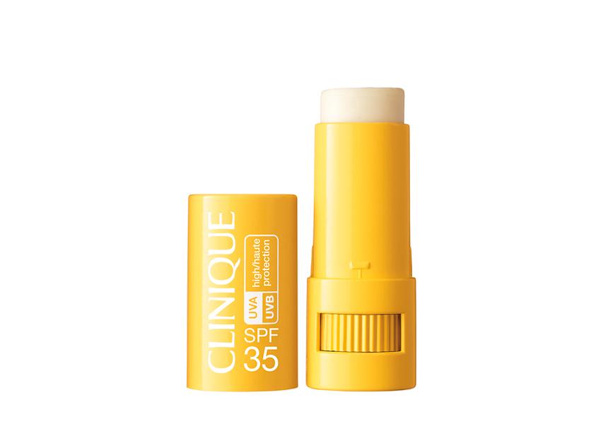 Солнцезащитный крем-стик для чувствительной кожи Targeted Protection Stick SPF 35, Clinique