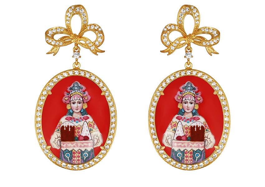 Часы & Караты: новая ювелирная коллекция AXENOFF к Пасхе
