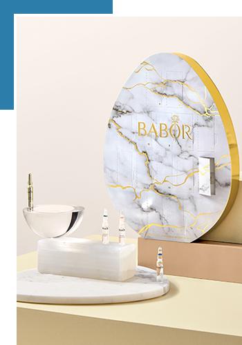 Пасхальный календарь Babor