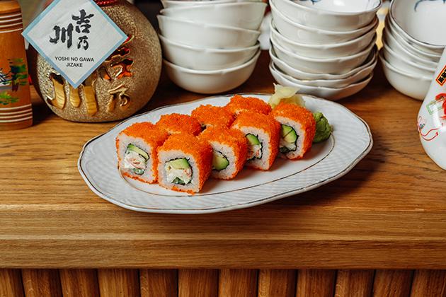 ресторан: «Русалочка Суши»