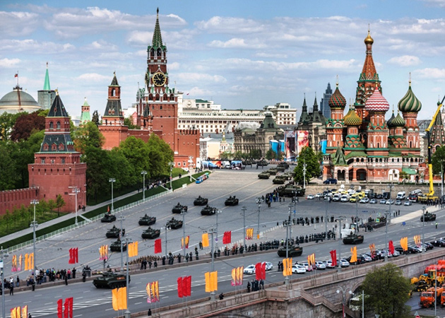 «Балчуг Кемпински Москва»