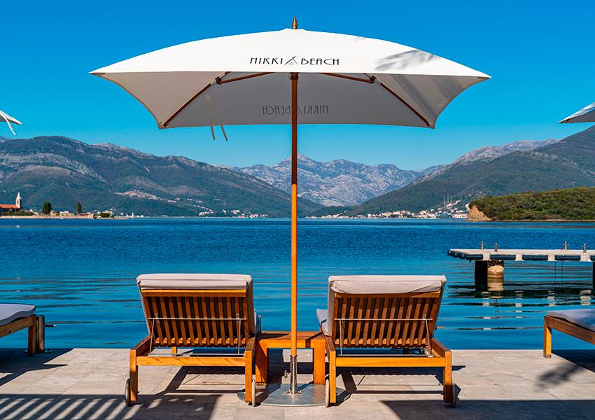 открытие нового комплекса Nikki Beach Montenegro в Черногории