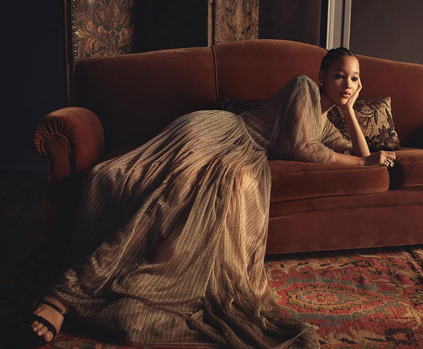 Dior Gold — новая капсула Марии Грации Кьюри