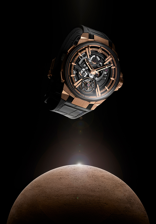 новинки Ulysse Nardin на выставке Watches & Wonders 2021