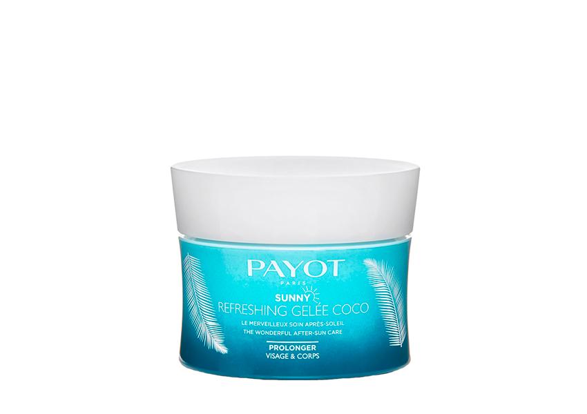 Освежающий гель для лица и тела с ароматом кокоса Sunny, Payot