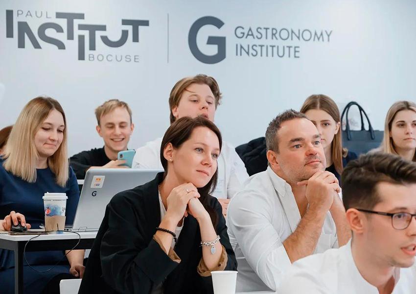 Хороший вкус с Екатериной Пугачевой: интервью с Алексеем Горенским, директором Institut Paul Bocuse в России