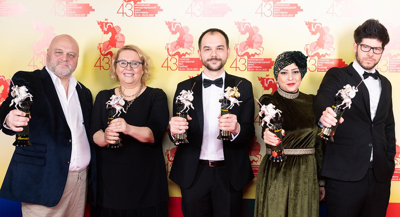 Победители 43-го Московского международного кинофестиваля