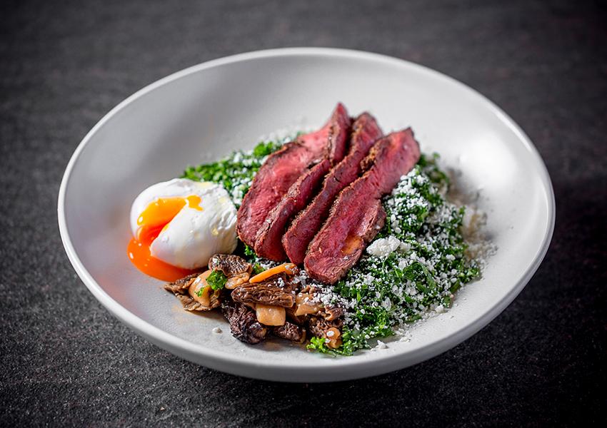 800 Contemporary Steak