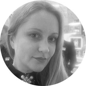 Алена Ветошкина, директор по развитию и продажам Posta-Magazine