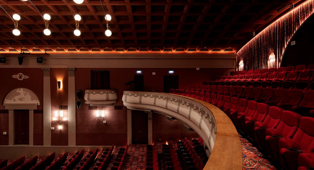 кинотеатр «Художественный» откроется 9 апреля