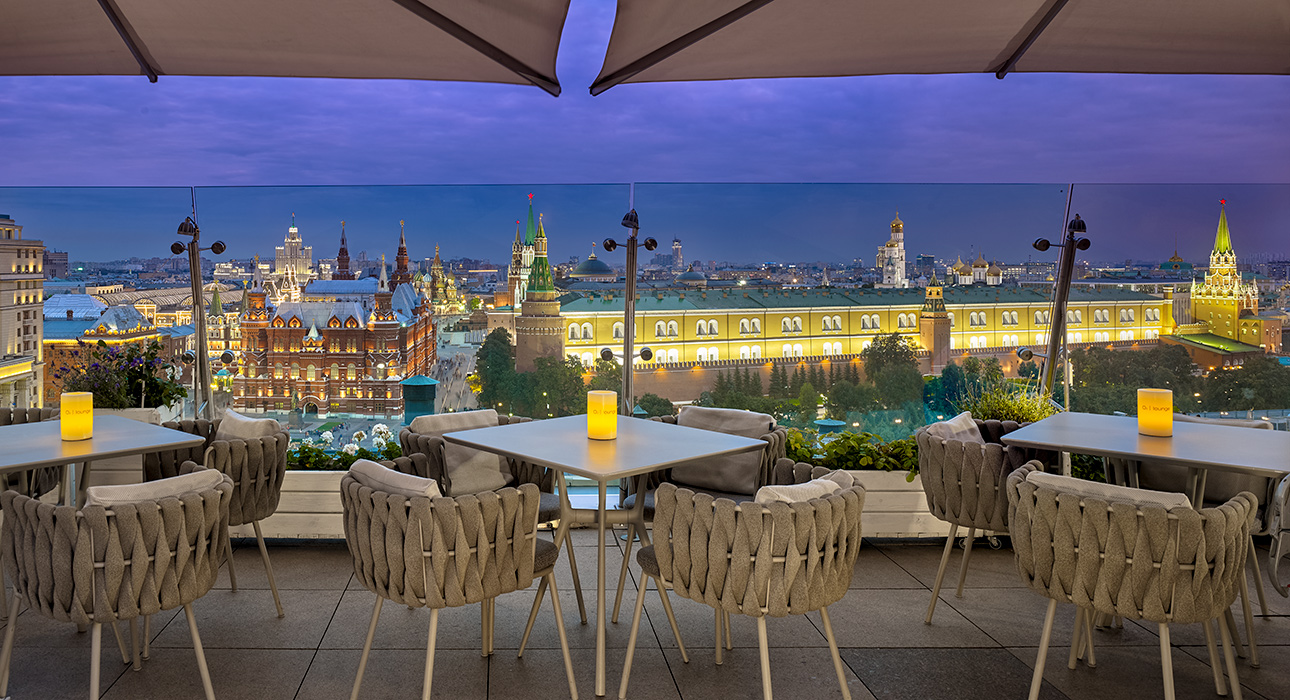 The Ritz-Carlton, Moscow