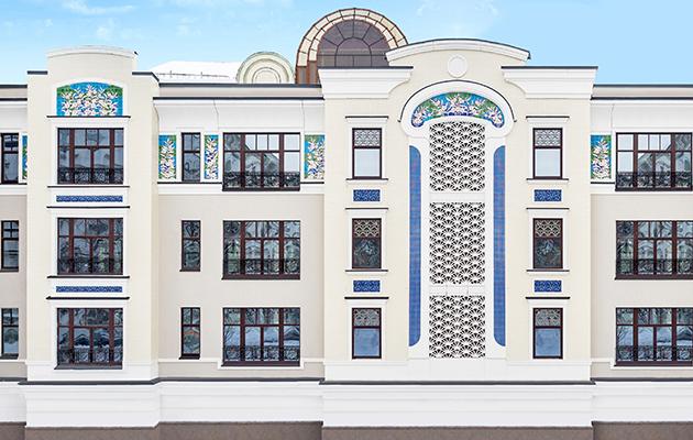Real Estate: ЖК «Театральный дом»