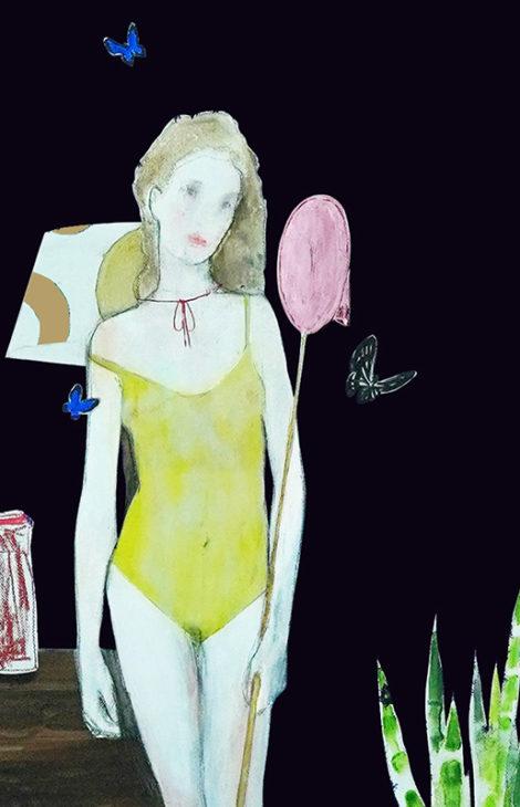 #PostaИскусство: выставка Алексея Дубинского «Свет Звезды и Лабиринт Минотавра» в ММОМА