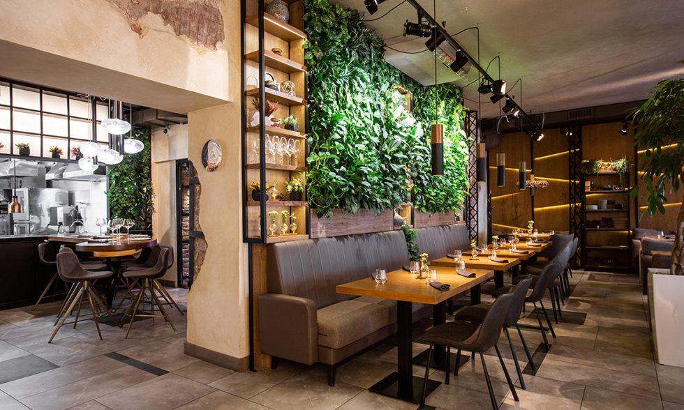 5 причин посетить ресторан all Seasons в Санкт-Петербурге