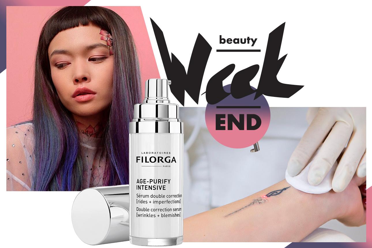 Бьюти-уикенд: весенняя акция в XELLA, цветной контуринг для волос и новинки Filorga