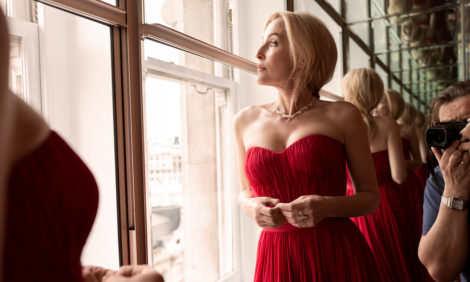 Фотоувеличение: Джиллиан Андерсон на церемонии вручения премии Гильдии киноактеров США