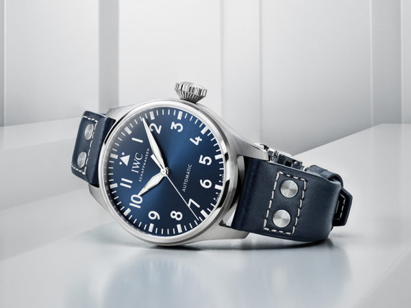 Часы & Караты: новые модели в коллекции IWC Pilot's Watches