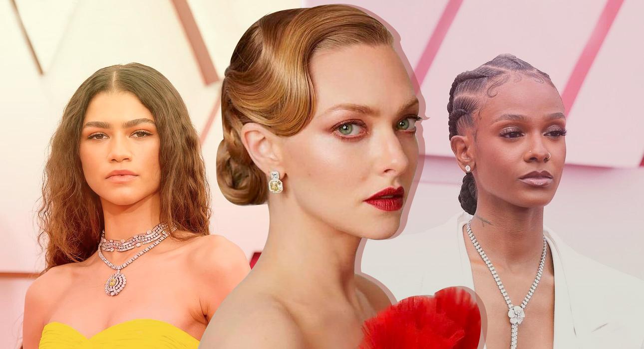 Лучшие образы с красной дорожки «Оскар-2021»: буйство цвета, сокровища Зендаи и Хлоя Чжао без прикрас