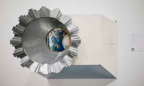 #PostaCобытие: открытие выставки Фонда Cosmoscow PHANTASMA в МАММ