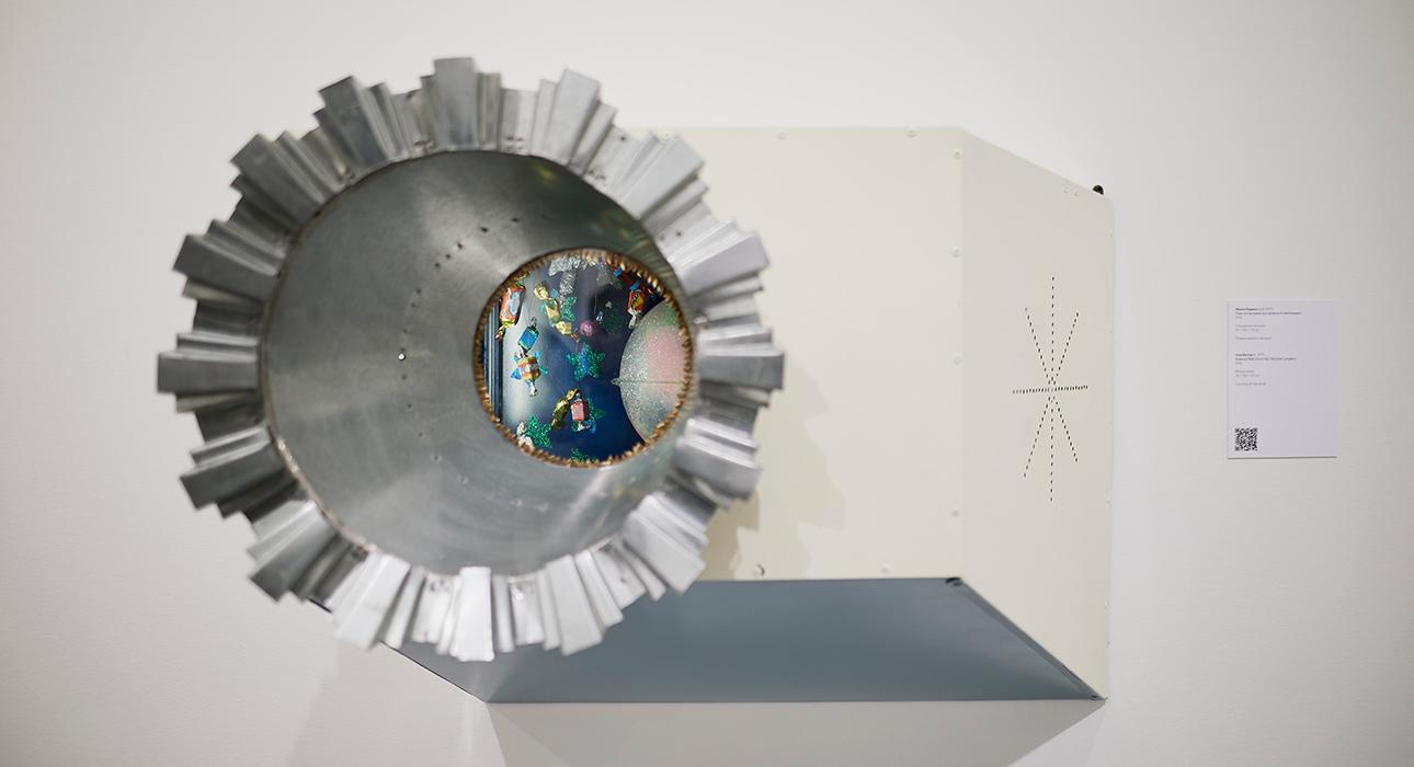 Открытие выставки Фонда Cosmoscow PHANTASMA в МАММ
